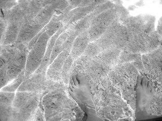 ナガンヌの海~モノクロ~